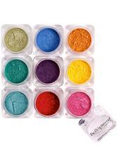 Bellápierre Cosmetics Make-up Augen 9 Stack Shimmer Powder Iris 15,75 g