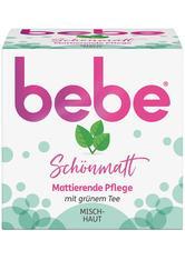 bebe Gesichtspflege Schönmatt Mattierende Pflege Gesichtscreme 50.0 ml