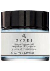 Avant Skincare Age Nutri-Revive Avant Age Nutri-Revive Supreme Hyaluronic Acid Antioxidising DUO Moisturiser Gesichtscreme 50.0 ml