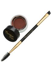 Christian Faye Augenmake-up Eyebrow Dip Pomade Irid Brown Augenbrauenpinsel 4.5 g