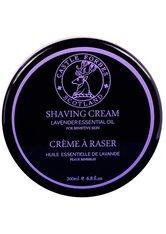 Castle Forbes Produkte Shaving Cream Lavender - Rasiercreme Rasierer 200.0 ml