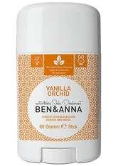 Ben & Anna Produkte Vanilla Orchid - Deo Stick 60g  60.0 g