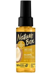 Nature Box Haarpflege Nährpflege Haaröl mit Arganöl Haaröl 75.0 ml