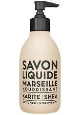 Compagnie de Provence Karite Shea Liquid Marseille Soap Shea Butter Seife 300.0 ml