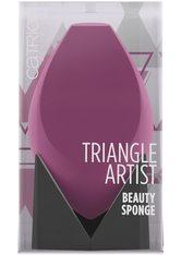 CATRICE - Catrice Beauty Tools Catrice Beauty Tools Triangle Artist Beauty Sponge Flawless Make-up Schwamm 1.0 pieces - Makeup Pinsel