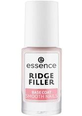 Essence Nagelpflege & Repair Ridge Filler Base Coat Smooth Nails Nagellack 8.0 ml