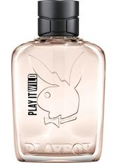 Playboy Produkte After Shave Lotion Rasur-Accessoires 100.0 ml