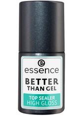 ESSENCE - essence Better Than Gel Top Sealer High Gloss Nagelüberlack  Transparent - BASE & TOP COAT
