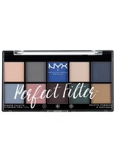NYX Professional Makeup Paletten Perfect Filter Lidschattenpalette 17.7 g