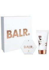 BALR. Damendüfte 3 Eau de Parfum For Women + Body Lotion Duftset 1.0 pieces