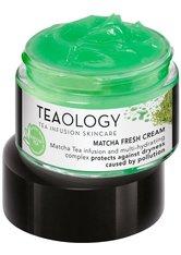 Teaology Produkte Matcha Fresh Cream Gesichtspflege 50.0 ml