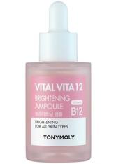 Tonymoly Produkte Vital Vita 12 Brightening Ampoule Feuchtigkeitsserum 30.0 ml
