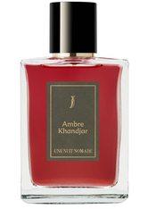 Une Nuit Nomade Produkte Ambre Khandjar Eau de Parfum Spray Eau de Parfum 100.0 ml