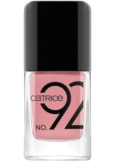 Catrice ICONAILS Gel Lacquer Nagellack 10.5 ml Nr. 92 - Nude Not Prude