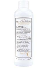VMV HYPOALLERGENICS - VMV Hypoallergenics Produkte Superskin 2 Monolaurin + Mandelic Acid Toner Gesichtswasser 150.0 ml - Gesichtswasser & Gesichtsspray