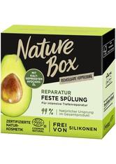 Nature Box Haarpflege Reparatur Feste Spülung Avocado-Öl Haarspülung 80.0 g