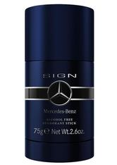 MERCEDES-BENZ PARFUMS SIGN Deodorant 75.0 g
