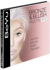 BeYu Puder Bronze + Blush Palette Puder 1.0 pieces