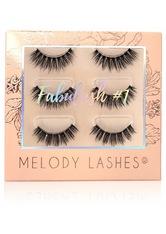 MELODY LASHES - Melody Lashes Produkte Melody Lashes Fabulash Set Künstliche Wimpern 1.0 st - FALSCHE WIMPERN & WIMPERNKLEBER