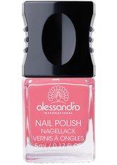 ALESSANDRO - Alessandro Make-up Nagellack Colour Explosion Nagellack Nr. 187 Hawaiian Dream 5 ml - NAGELLACK