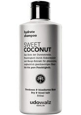 Udo Walz Haarpflege Sweet Coconut Hydrate Shampoo 300 ml
