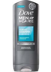 Dove MEN+CARE Körperreinigung Pflegedusche Clean Comfort XL Duschgel 250.0 ml