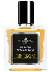 Affinessence Base Notes Collection Cuir-Curcuma Eau de Parfum 50.0 ml