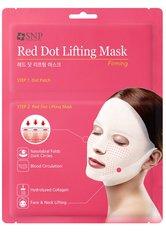 SNP Gesichtsmasken Lifting Mask RED DOT Tuchmaske 30.0 ml
