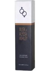 Alyssa Ashley Unisexdüfte Musk Eau de Cologne Spray 100 ml