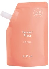 HAAN Handdesinfektion Refill Haan Sunset Fleur Desinfektionsmittel 100.0 ml