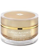 Jeanne Piaubert Suprem' Advance Premium Suprem' Advance Premium Crème Intégrale Anti Âge Jour et Nuit Visage 50 ml Gesichtscreme