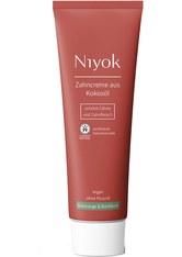 Niyok Produkte Zahncreme - Blutorange & Basilikum 75ml Zahnpasta 75.0 ml