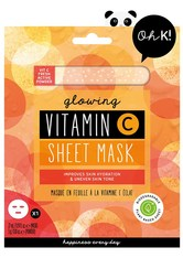 Oh K! Masken Vitamin C Powder Sheet Mask Maske 30.0 ml