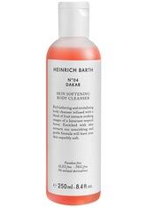HEINRICH BARTH - Heinrich Barth Produkte Heinrich Barth Produkte N° 04 Dakar Body Cleanser Duschgel 250.0 ml - Duschpflege