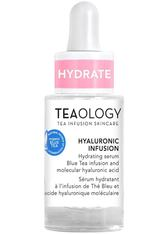 Teaology Gesichtspflege Hyaluronic Infusion Serum 15.0 ml