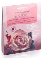 SENSENA - Sensena Produkte Aromabadekissen - Zauber der Rose 60g Badebombe 60.0 g - DUSCHEN & BADEN