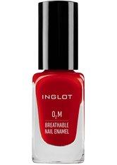 Inglot Nagellack O2M Atmungsaktiver Nagellack Nagellack 11.0 ml