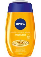 NIVEA - Nivea Körperpflege Duschpflege Natural Duschöl 200 ml - DUSCHEN & BADEN