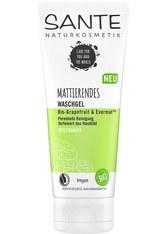 Sante Mattierende Mattierendes Waschgel Bio-Grapefruit & EvermatTM Gesichtswaschcreme 100.0 ml
