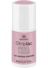 Alessandro Striplac Peel or Soak Nagellack 8 ml Nr. 164 - Lavender Lemonade