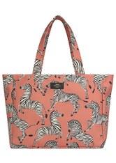 WOUF - Wouf Produkte Zebra Large Tote Bag Kosmetiktasche 1.0 st - KOSMETIKTASCHEN & KOFFER