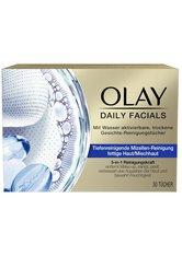 Olay Gesichtsreinigung Daily Facials Reinigungstücher für fettige Haut/Mischhaut Gesichtsreinigung 30.0 ml