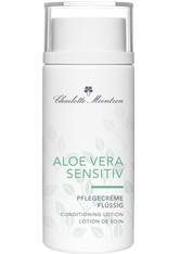 Charlotte Meentzen Aloe Vera Sensitiv Aloe Vera-Creme flüssig Gesichtscreme 150.0 ml