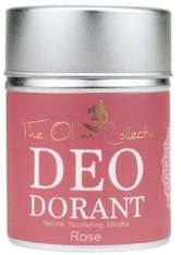THE OHM COLLECTION - The Ohm Collection Produkte The Ohm Collection Produkte Deo Powder - Rose 120g Deodorant 120.0 g - Roll-On Deo