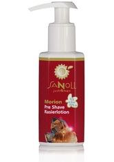 Sanoll Produkte Morion - Nassrasur Seifenlotion 100ml Rasiergel 100.0 ml