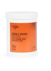 NAJEL - Najel Produkte Rote Tonerde Pulver 1kg Wascherde 1.0 kg - CLEANSING