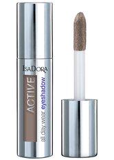 Isadora Lidschatten Active All Day Wear Eyeshadow Lidschatten 3.0 ml