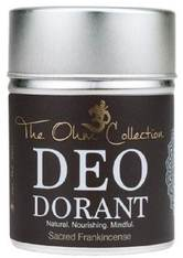 THE OHM COLLECTION - The Ohm Collection Produkte Deo Powder - Sacred Frankincense 120g Deodorant 120.0 g - DEODORANTS