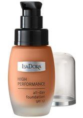 Isadora Foundation High Performance All Day Foundation Foundation 30.0 ml