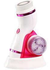 Chiara Ambra Produkte 4 in 1 elektrische Reinigungsbürste pink Bürsten & Kämme 1.0 pieces